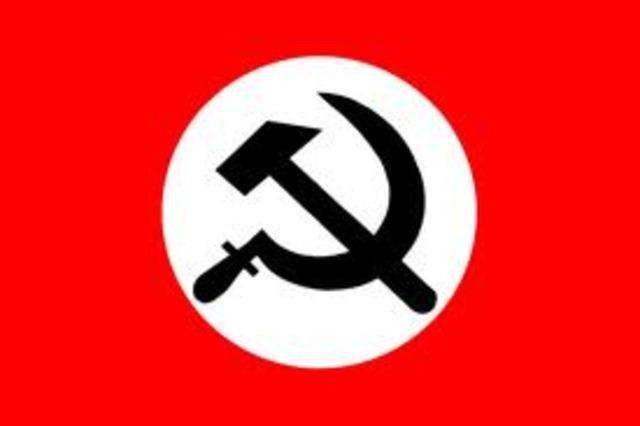 Bolshevik Revolution Ends