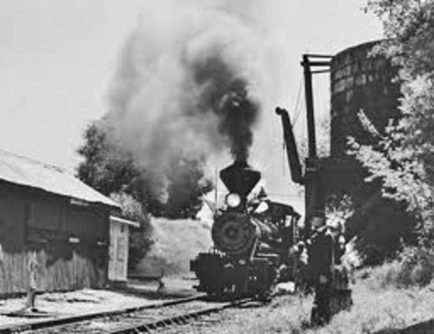 The First Successful Steam Engine