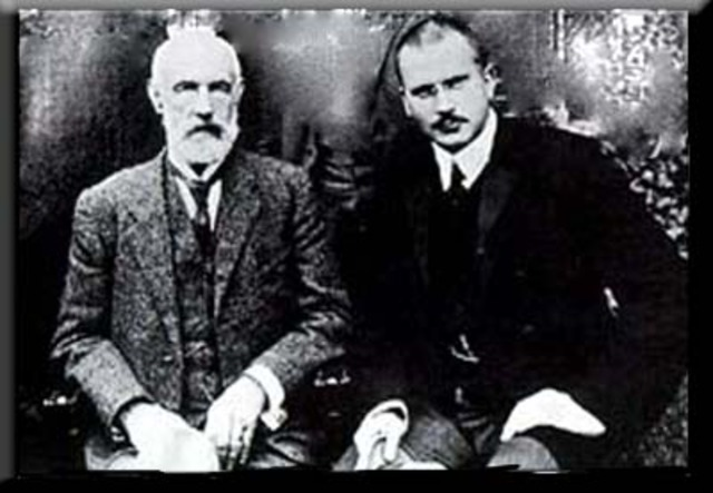 Freud and Jung End Their Friendship