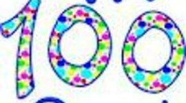 100 days of school  timeline