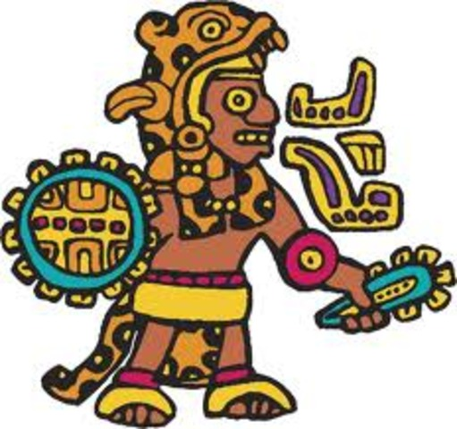 Cortes (and others) in Aztec Land