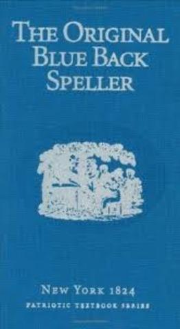 Blue Back speller
