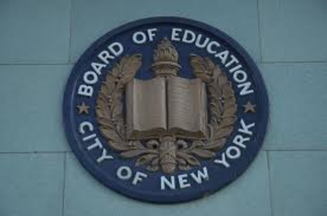 Newyork board of education