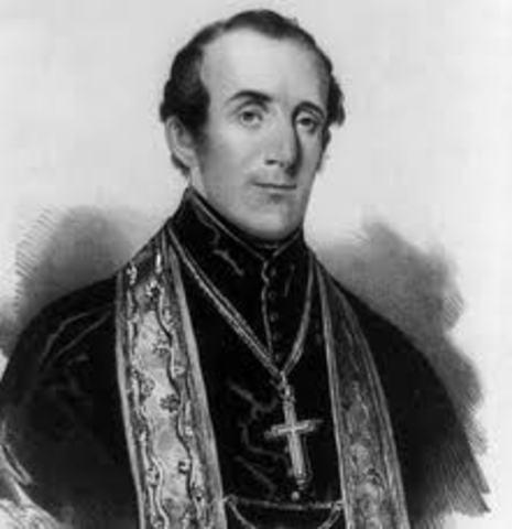 Archbishop John P. Hughes