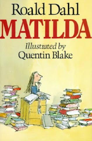 Matilda - Ronald Dahl