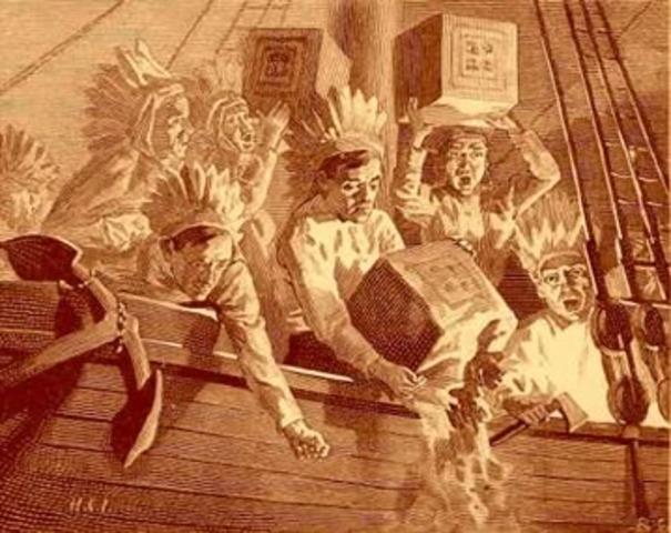 Boston Tea Party (Kyle King)