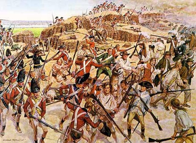 The Battle of Bunker Hill (Megan All)