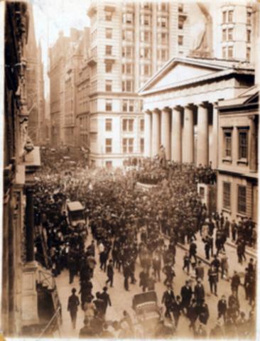 Banking panic
