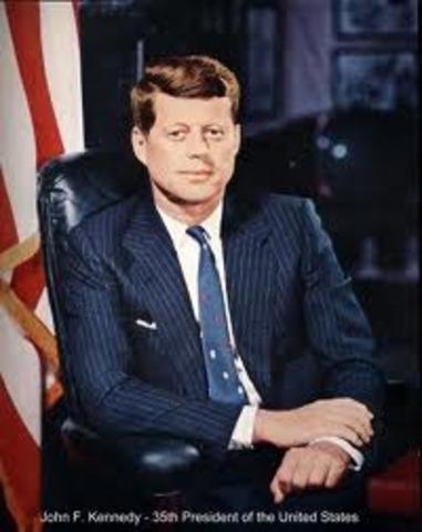 JFK for President!