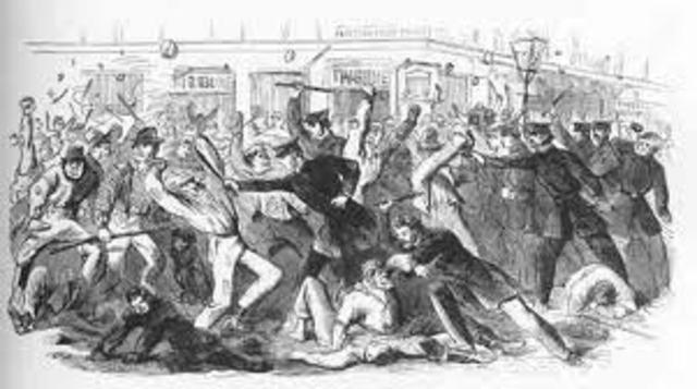 New York Gary Riots
