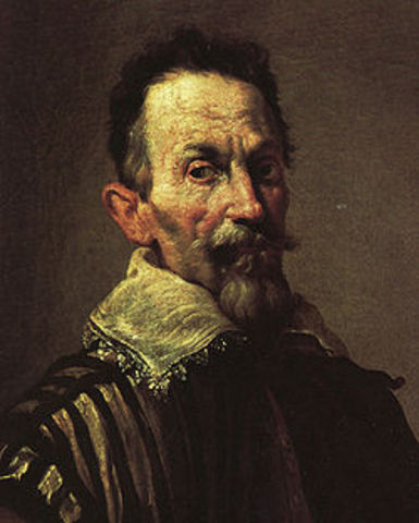 """Stile moderno"" de Claudio Monteverdi"
