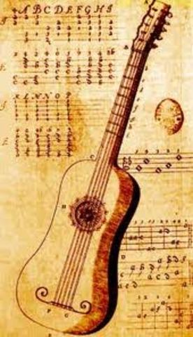 Música instrumental. G. Sanz