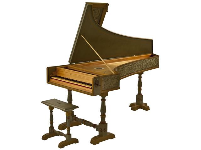 El clavicembal, suites de Bach