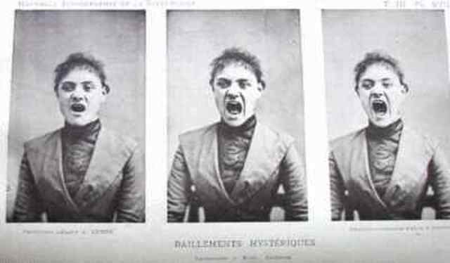 Jean-Martin Charcot and hysteria