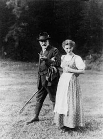 Anna Freud - Defense Mechanisms