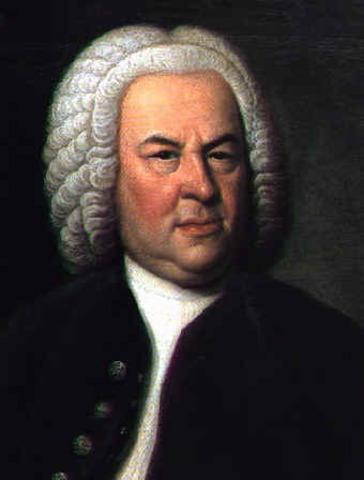 Neix Johann Sebastian Bach