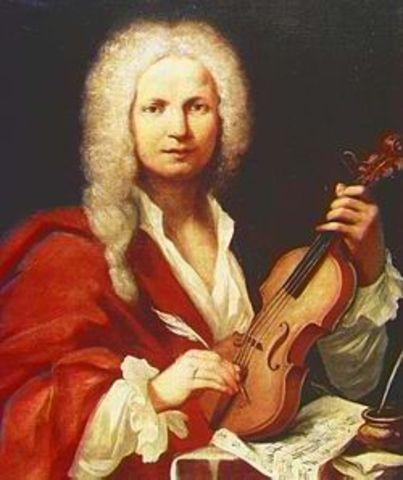 Neix Vivaldi