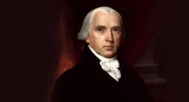 Peace Treaty is ratified.  Madison declares end to the War of 1812