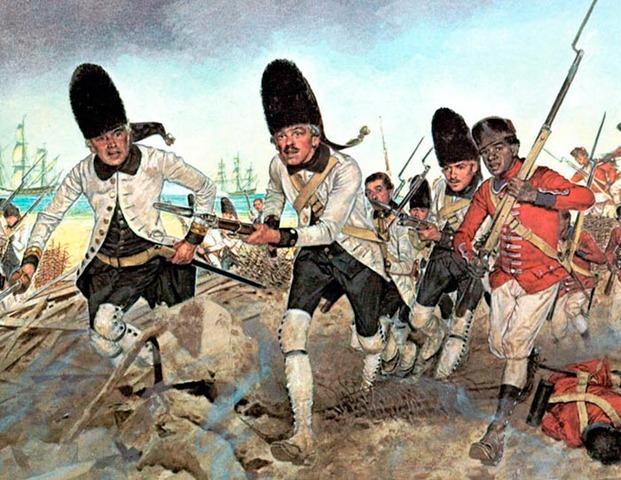 Spain declares war on Britain - June 21, 1779