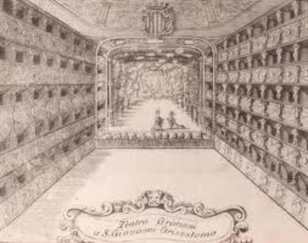 Teatre San Casiano