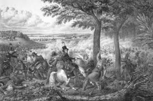 The Battle of the Thames