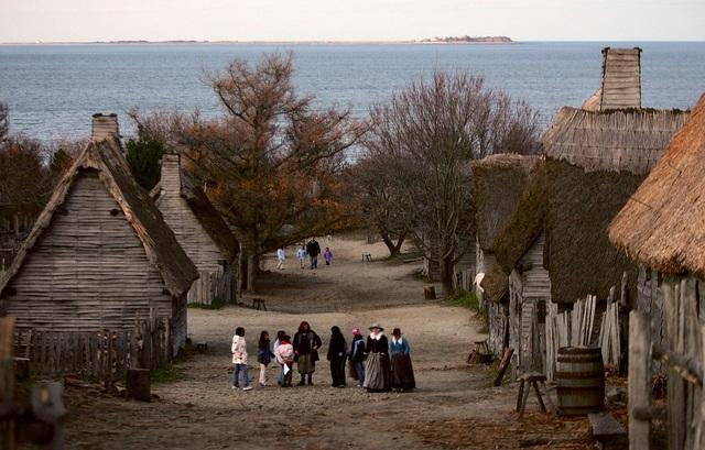 Plymoth colony (established)