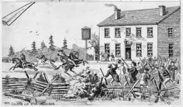 The Rebellion of 1837