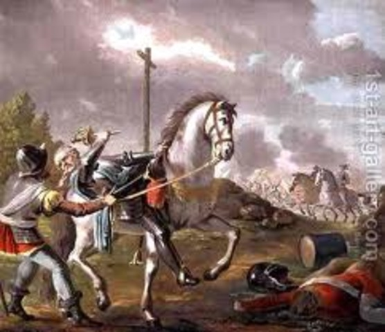 The Battle of St. Denis