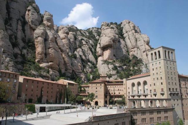 L'escolania de Montserrat