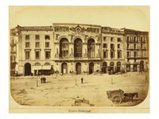 S'estableix a Barcelona una companyia fixa d'òpera