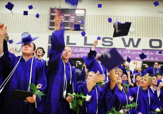 Graduated Stillwater High School