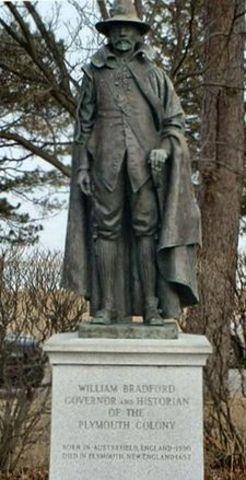 William Bradford and the Nonconformists