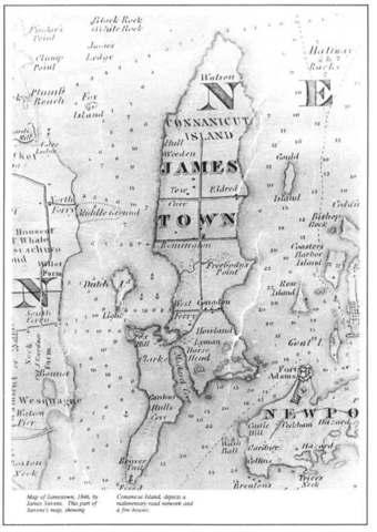 Jamestown was formed