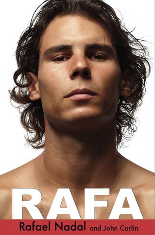 Bought Rafa Nadal book