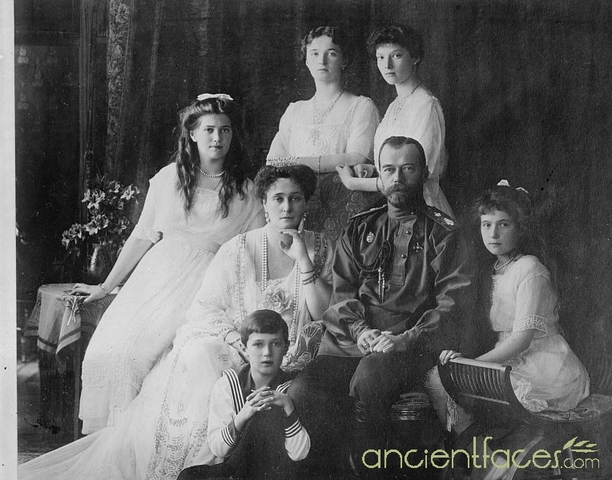 Nicholas II is dethroned
