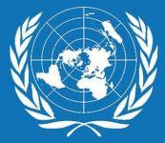 United Nations forms, replacing League of Nations