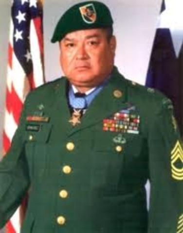 Roy Benevidez video