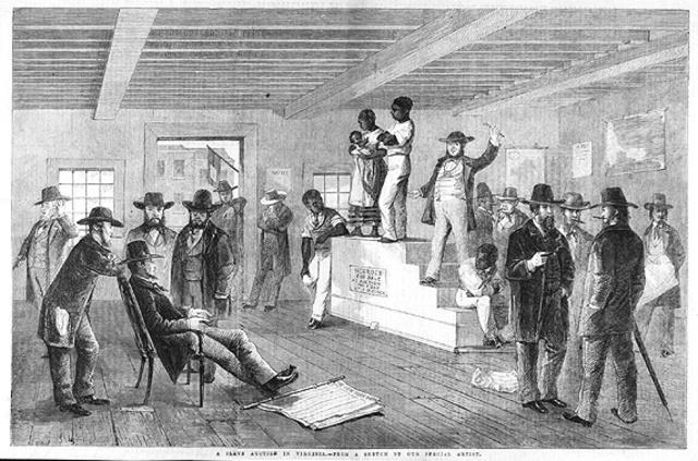 Virginia Slave laws