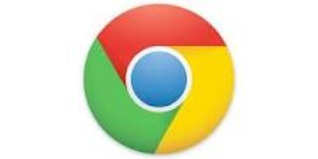 Google Chrome our default browser