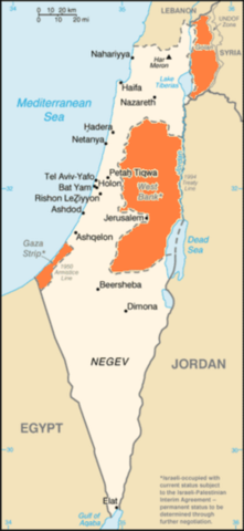 Fredsaftalen mellem Israel og Egypten