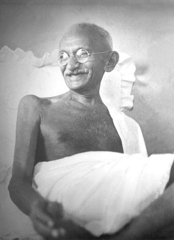 Mahatma Gandhi (Inde)