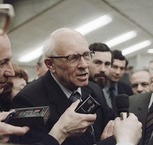 Andreï Sakharov (Russie)