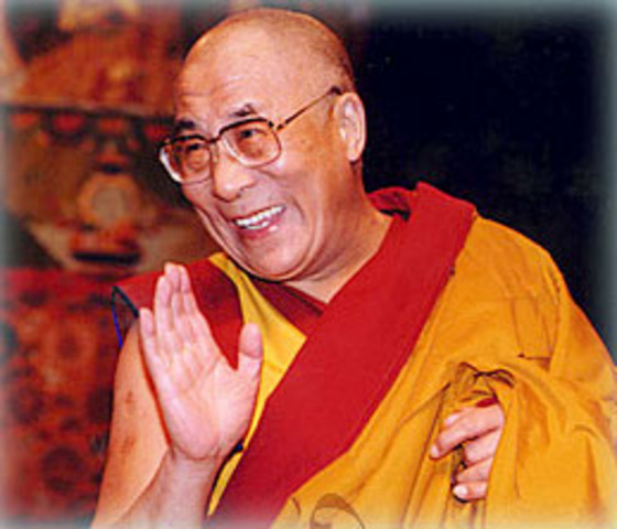 Dalaï Lama (Tibet)