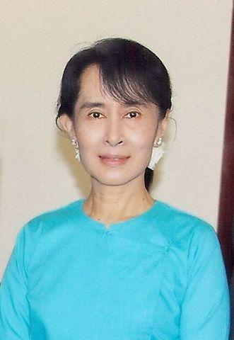 Daw Aung San Suu Kyi (Birmanie)
