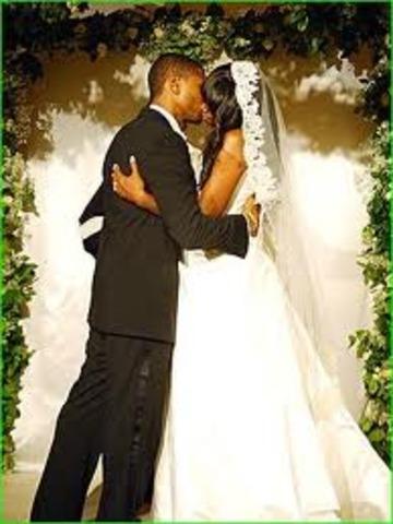 Frances gets married