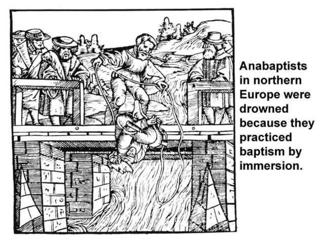 Anabaptism Begins