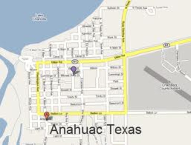 Conflict in Anahuac