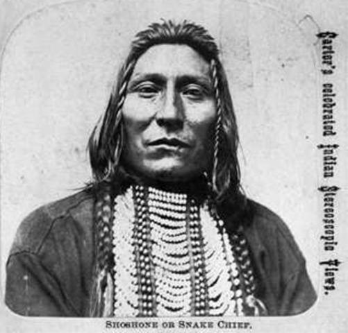 Shoshone Encounter