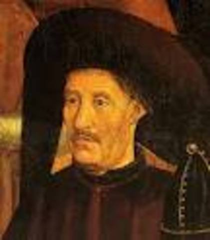 Christopher Columbus's Friend Prince Henry Dies