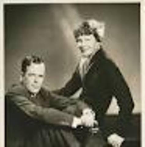 Amelia Married George Putnam